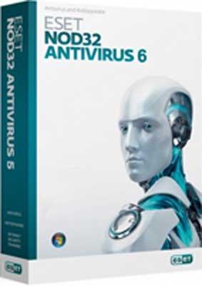 آنتی ویروس نود32 ورژن 6