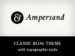 دانلود قالب فارسی Ampersand برای وردپرس