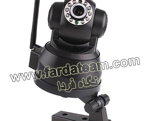 network camera چیست و چه تفاوتی با دوربین های مدار بسته دارد