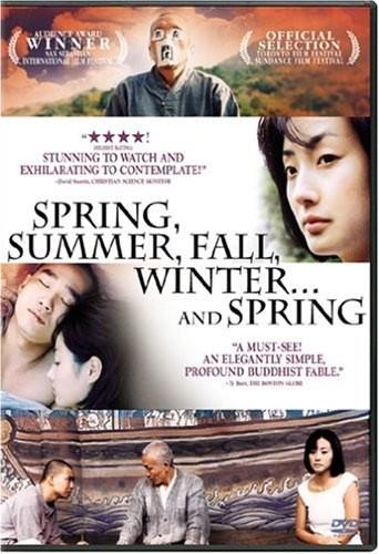 بهار، تابستان، پائيز، زمستان و دوباره بهار