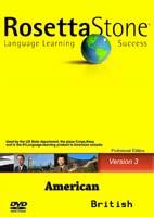Rosetta Stone English Version 3 - آموزش زبان انگلیسی رزتا استون ورژن 3