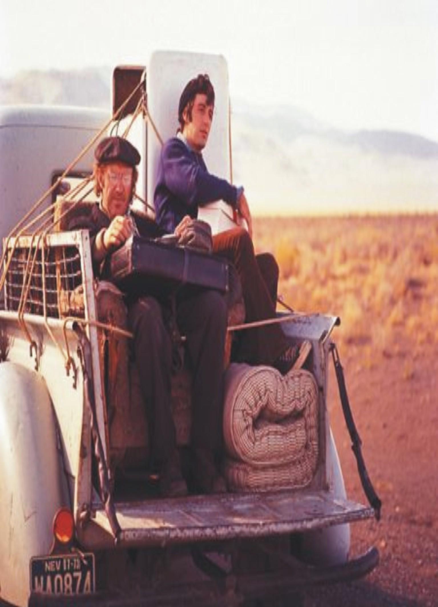 مترسک (جین هاگمن و آل پاچینو)