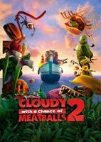 Cloudy with a Chance of Meatballs 2 – انیمیشن ابری با احتمال بارش کوفته قلقلی 2