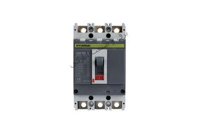 کلید اتوماتیک کمپکت قابل تنظیم الکترونیکی 3 پل 1250 آمپر هیوندا کره
