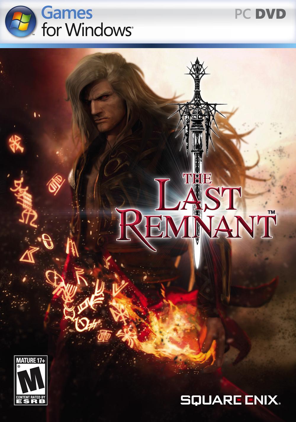 THE LAST REMNANT ((تکی4000تومان عمده2200تومان(هر5عدد) ))