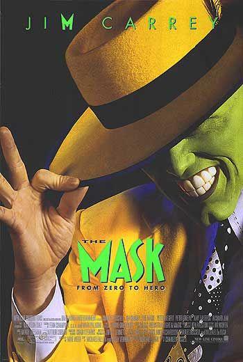 ماسک (جیم کری و کامرون دیاز)