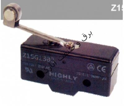 میکرو سوییچ هایلی تایوان مدل   Z15G1303