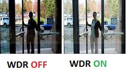 آموزش دوربین های مدار بسته WDR یا ( Wide Dynamic Range )