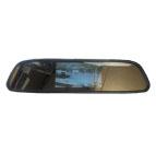 آینه خودرو به همراه مانیتور داخلی