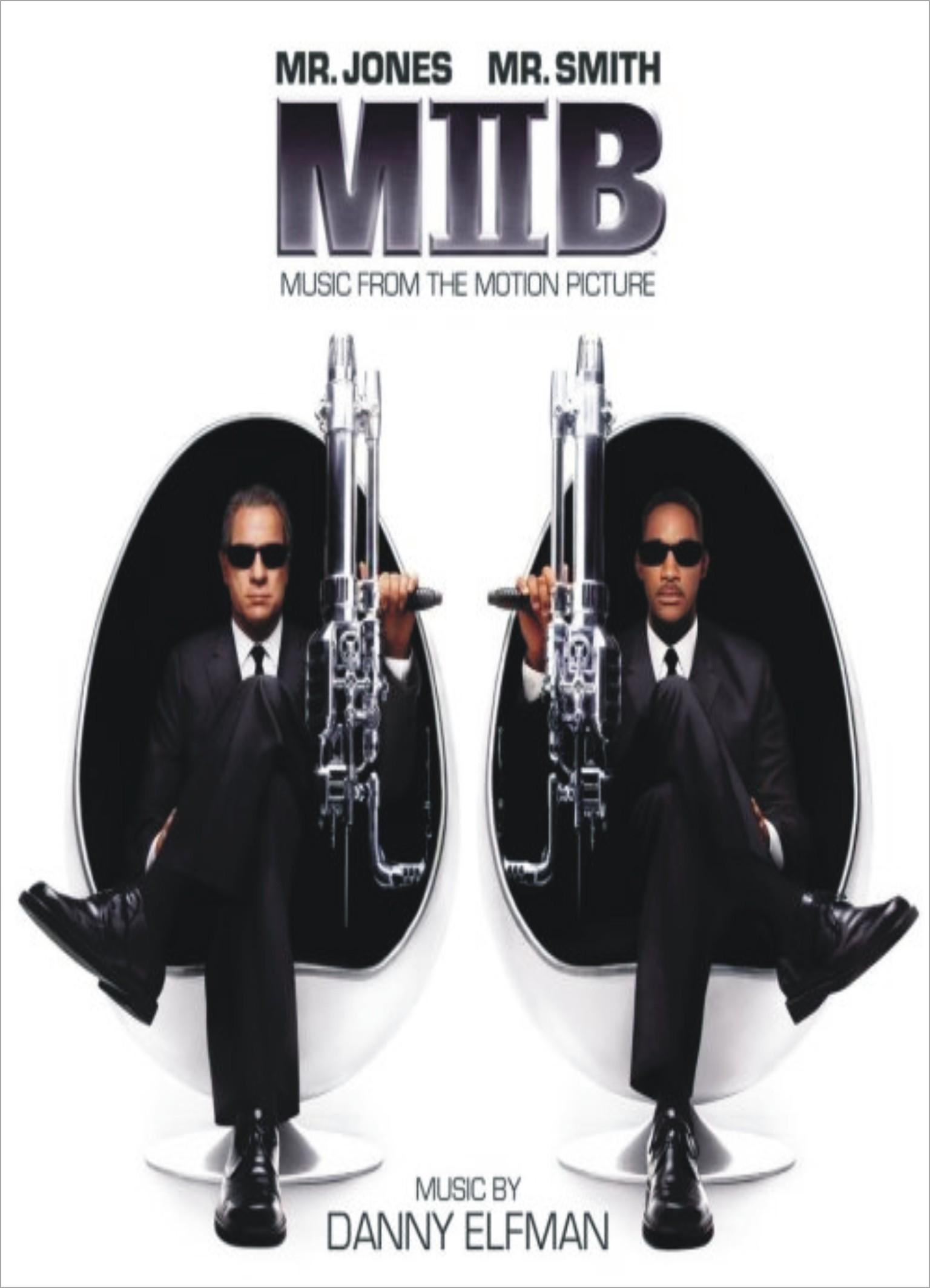 مردان سیاهپوش ۲ (ویل اسمیت و تامی لی جونز)