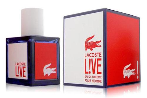 خرید ادکلن مردانه لاگوست لایو Lacoste Live با قیمت مناسب