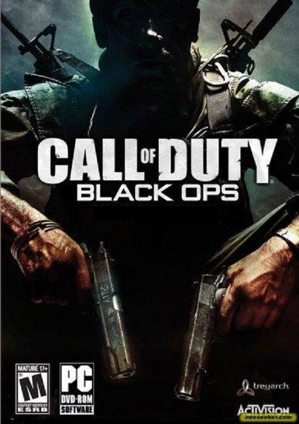 Call Of Diuty 7 BLACK OPS ((تکی3500تومان عمده2200تومان(هر5عدد) ))