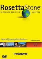 Rosetta Stone Portuguese Version 3 - آموزش زبان پرتغالی برزیلی رزتا استون ورژن 3