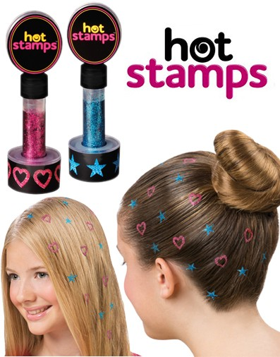 مهر موی Hot stamps  متمایز و خیره کننده
