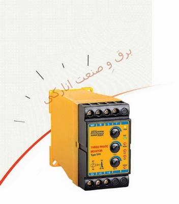کنترل فاز 6 LED  - آندر کارنت سه فاز
