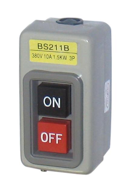 پوش باتن روکار    BS211B
