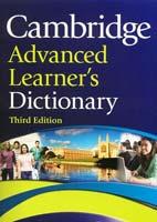 Cambridge Advanced Learners Dictionary - دیکشنری پیشرفته کمبریج