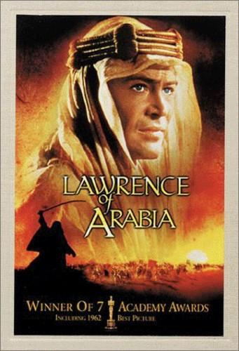 لورنس عربی (آنتونی کوئین)