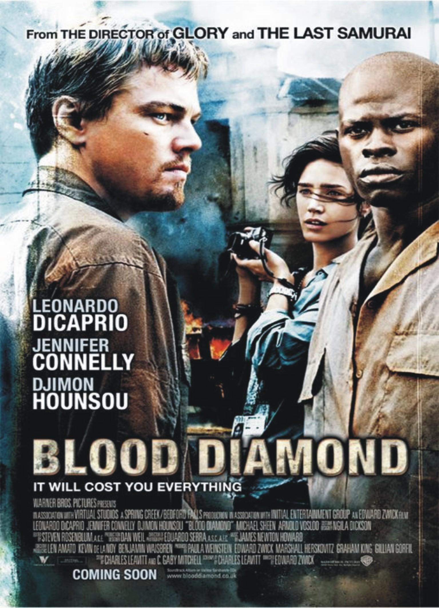 الماس خونين (لئوناردو دي كاپريو)