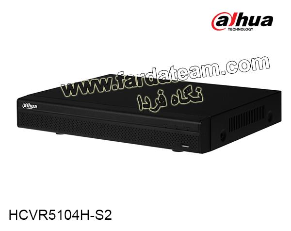 دستگاه ضبط 4 کانال 1080P HDCVI DAHUA داهوا HCVR5104H-S2