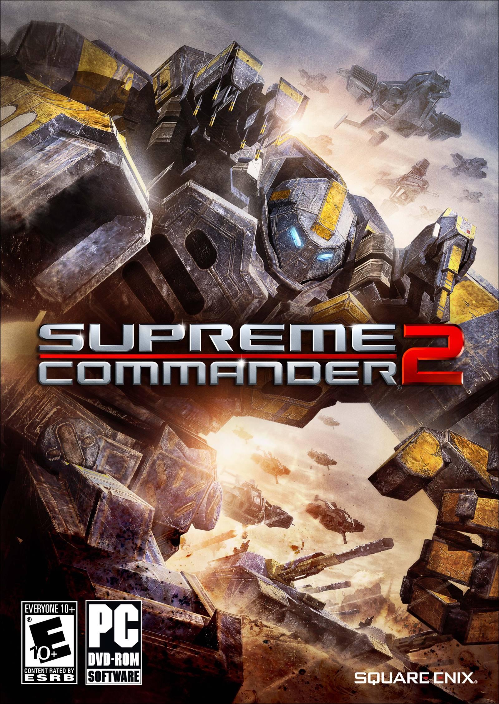 Supreme Commander 2 ((تکی2000تومان عمده1100تومان(هر5عدد) ))