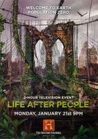 Life After People – مستند زندگی بعد از انسان (زبان اصلی)