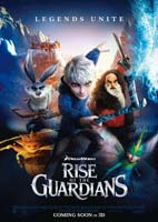 Rise of the Guardians – انیمیشن خیزش نگهبانان
