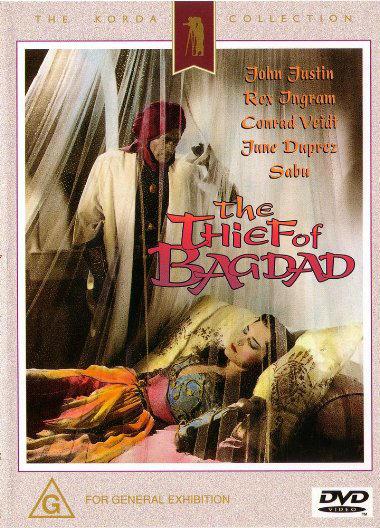 فیلم کلاسیک دزد بغداد(سابو)