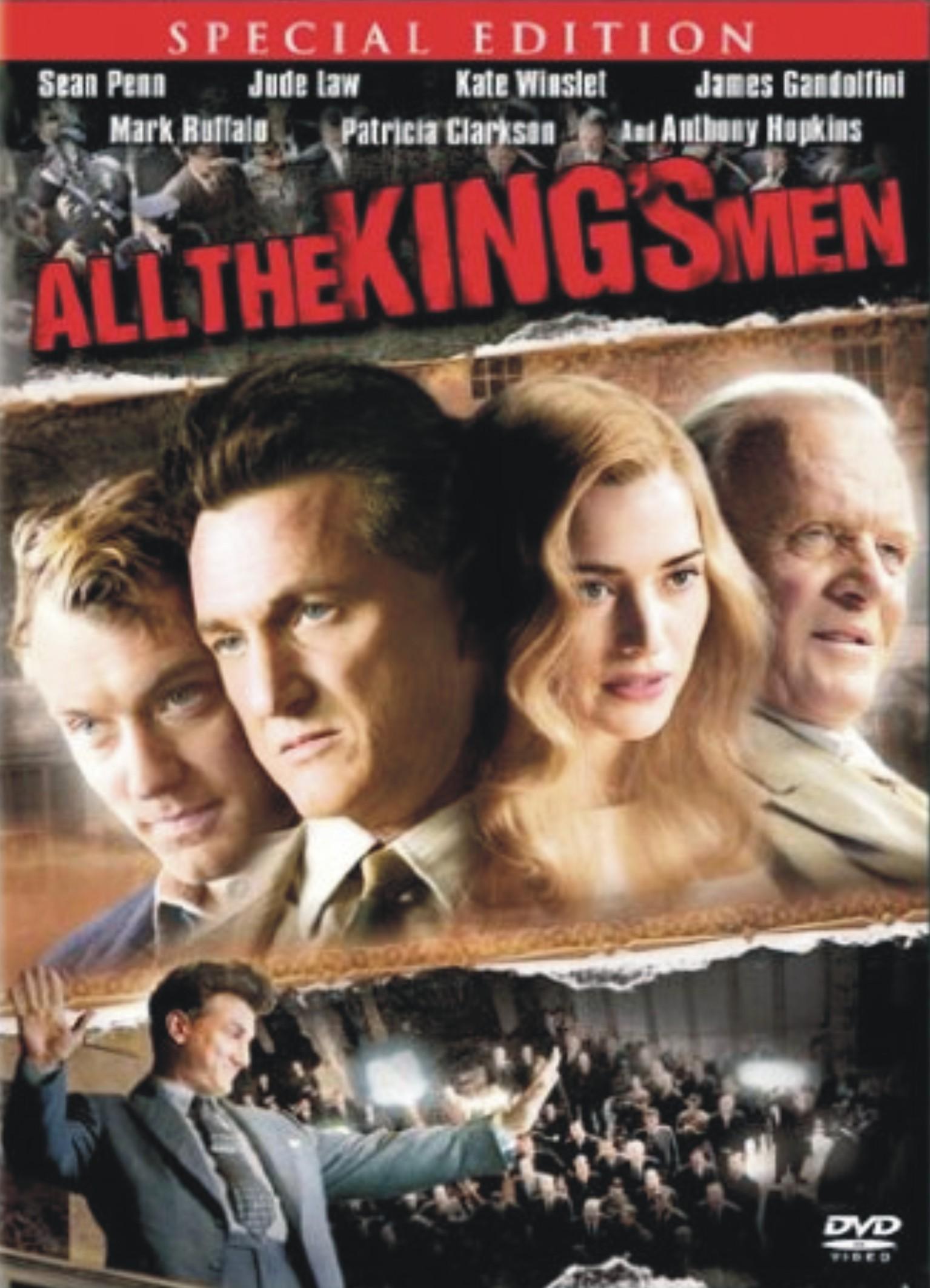 همه مردان شاه (شون پن و جود لاو)