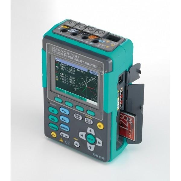 پاورآنالایزر و هارمونیک آنالایزر مدل Power Quality Analyzer 6310
