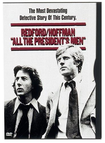 همه مردان رئيس جمهور (رابرت ردفورد و داستین هافمن)