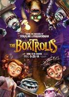 The Boxtrolls – انیمیشن غول های جعبه ای