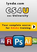 Cs4 University - lynda.com - مجموعه آموزشی دانشگاه مجازی CS4