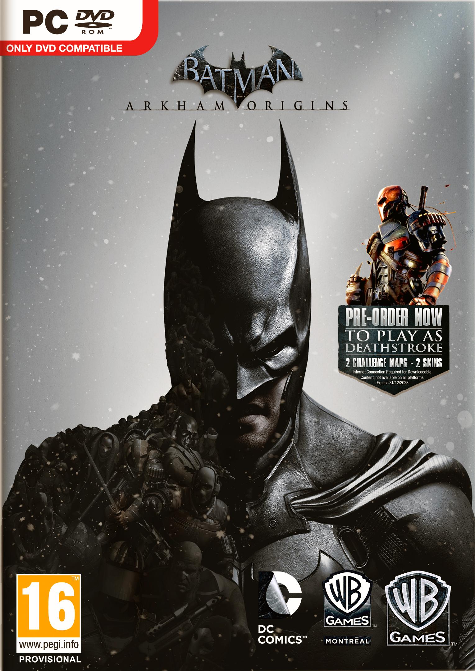 Batman ORGINS   تکی 5000تومان    عمده3300تومان(هر5عدد)
