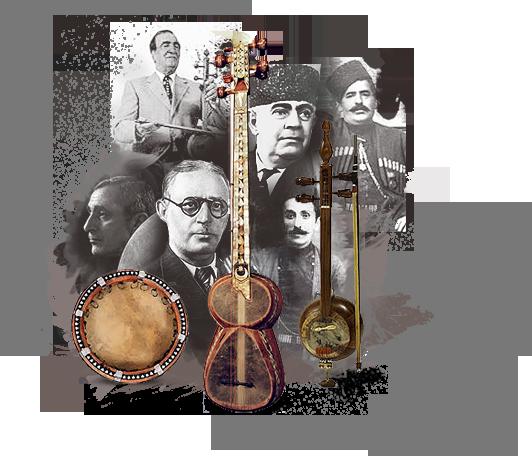 مجموعه موسیقی محلی  آذری