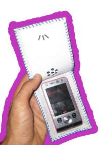 کیف ضد اشعه تلفن همراه آیلین