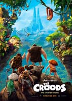 The Croods– انیمیشن خانواده کرود