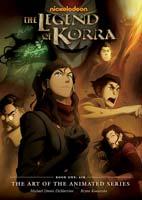 Avatar : The Legend of Korra All Books – مجموعه کارتونی آواتار : افسانه کورا(چهار فصل)