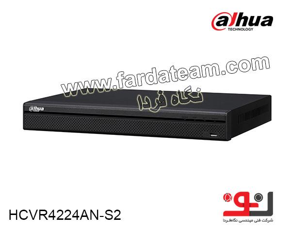 دستگاه ضبط 24 کانال  HDCVI 720P DAHUA  داهوا HCVR4224AN-S2