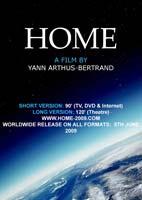 Home: A Stunning Visual Portrayal of Earth – خانه: یک تجسم بصری خیره کننده از زمین