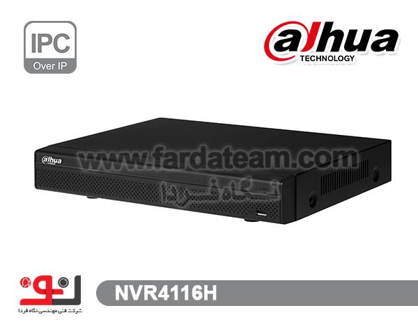 دستگاه NVR داهوا 16 کانال  NVR4116H