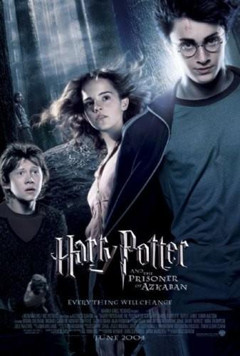 هري پاتر3 (زندانی آزکابان) (دنیل رادکلیف و اما واتسون)