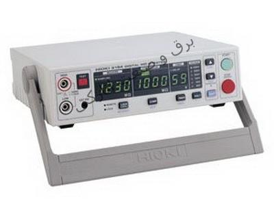 تستر مقاومت عايق ، ميگر  DIGITAL MΩ HiTESTER 3154