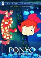 Ponyo On The Cliff By The Sea – پونیو روی صخره ی کنار دریا (2008)