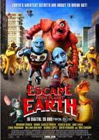 Escape from Planet Earth – انیمیشن فرار از کره زمین