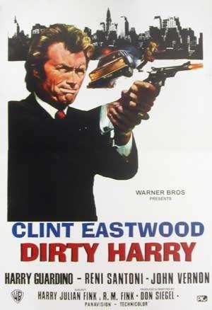 هري كثيف (شکار در شهر) (كلينت ايستوود)