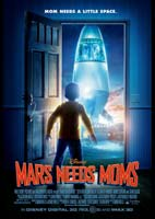 Mars Needs Moms – انیمیشن مریخ مامان میخواد