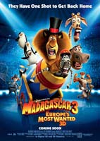 Madagascar 3: Europe's Most Wanted – انیمیشن ماداگاسکار 3 : تحت تعقیب اروپا
