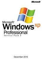 Windows XP Pro SP3 Integrated December 2010