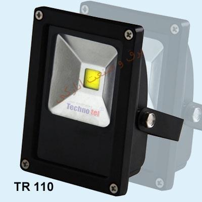 پروژکتور LED مدل TR 110 (پرژکتور 10w)
